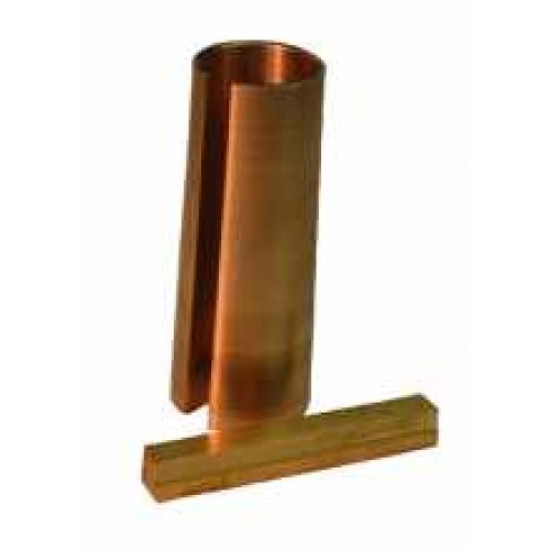 "Bronze Bore Reducer Bushing 4.500"" to 4.000"""